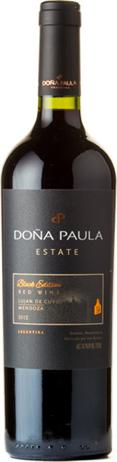 Dona Paula Red Blend Estate Black Edition